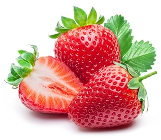 are strawberries good for hermit crabs?