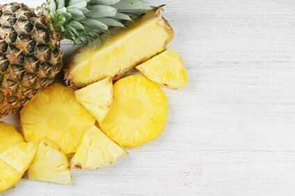 do hermit crabs like pineapple?